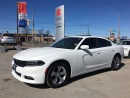 Used 2016 Dodge Charger SXT ~Nav ~P/Seat ~P/Roof ~8-Speed for sale in Barrie, ON