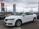 Used 2017 Chevrolet Impala LT ~Less Than 20,000Km ~Power Seat for sale in Barrie, ON
