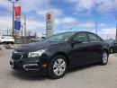 Used 2015 Chevrolet Cruze 1LT ~Fuel-Efficient ~Backup Camera for sale in Barrie, ON