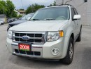 Used 2008 Ford Escape Limited for sale in Scarborough, ON