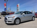 Used 2015 Ford Fusion SE ~P/Seat ~Backup Camera ~Turbocharged for sale in Barrie, ON