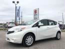 Used 2015 Nissan Versa Note SV ~Backup Camera ~High Fuel Economy for sale in Barrie, ON