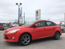Used 2013 Ford Focus SE ~Power/Heated/Leather ~Spoiler for sale in Barrie, ON