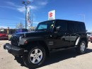 Used 2014 Jeep Wrangler Unlimited Sport ~Off-Road Convertible ~4x4 of the DECADE for sale in Barrie, ON