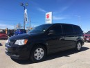 Used 2013 Dodge Grand Caravan SE ~Rear Stow N' Go  ~ Top Safety Pick for sale in Barrie, ON