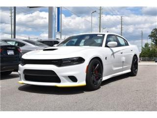 Used 2017 Dodge Charger SRT Hellcat NAVI/SUNROOF/REAR CAMERA for sale in Concord, ON