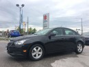 Used 2013 Chevrolet Cruze LT Turbo ~Power Seat ~Leather ~Well Appointed for sale in Barrie, ON