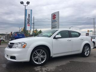Used 2014 Dodge Avenger SXT ~Heated Seats ~Power Seat ~17-inch Alloys for sale in Barrie, ON