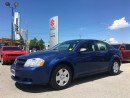 Used 2010 Dodge Avenger SE ~Solid Value  ~Good Ride Quality for sale in Barrie, ON