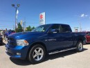 Used 2011 Dodge Ram 1500 Sport Crew 4X4 ~Chrome Side Steps ~Tonneau Cover for sale in Barrie, ON