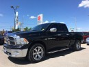Used 2012 Dodge Ram 1500 SLT Quad 4X4 ~Low Km ~Side Steps ~Custom Rims for sale in Barrie, ON