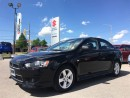 Used 2014 Mitsubishi Lancer ES ~Heated Seats ~Power Sunroof for sale in Barrie, ON