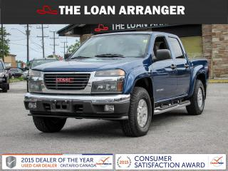 Used 2005 GMC Canyon SLE for sale in Barrie, ON