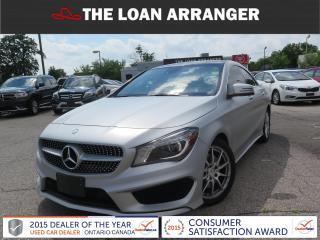 Used 2014 Mercedes-Benz CLA250 for sale in Barrie, ON