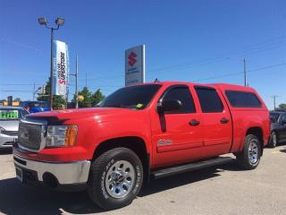 Used 2011 GMC Sierra 1500 Nevada Edition ~Side Steps ~Body Colour Cap for sale in Barrie, ON