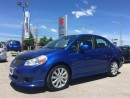 Used 2012 Suzuki SX4 ~Heated Seats ~Alloy Wheel ~Solid Powertrain for sale in Barrie, ON