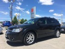 Used 2012 Dodge Journey Crew ~Power Seat ~Award Winning V-6 for sale in Barrie, ON