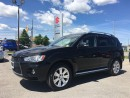 Used 2010 Mitsubishi Outlander GT AWD ~Power Seat ~Leather ~Power Sunroof for sale in Barrie, ON