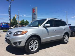 Used 2010 Hyundai Santa Fe Sport AWD ~Power Seat ~Power Sunroof for sale in Barrie, ON