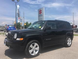 Used 2014 Jeep Patriot North 4X4 ~Remote Starter ~Heated Seats for sale in Barrie, ON