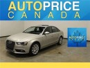 Used 2013 Audi A4 QUATTRO MOONROOF LEATHER for sale in Mississauga, ON