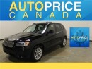 Used 2013 BMW X3 X-Drive35i NAVIGATION PANOROOF for sale in Mississauga, ON