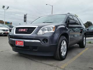 Used 2011 GMC Acadia SLE1 for sale in Brampton, ON