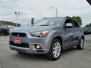 Used 2012 Mitsubishi RVR GT for sale in Brampton, ON