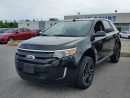 Used 2014 Ford Edge SEL, Leather/Suede, Back Up Cam, NAV for sale in Scarborough, ON