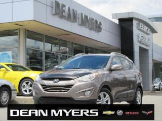 Used 2010 Hyundai Tucson Limited for sale in North York, ON