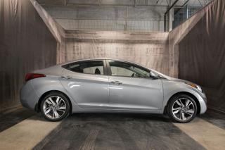 Used 2016 Hyundai Elantra GLS w/ SUNROOF / LOW KMS for sale in Calgary, AB