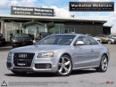 Used 2009 Audi A5 3.2 QUATTRO S-LINE |6 SPEED|PANO|PHONE | 96K KM for sale in Scarborough, ON