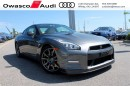 Used 2015 Nissan GT-R Premium w/ Twin-Turbo 545 hp V-6 Engine for sale in Whitby, ON