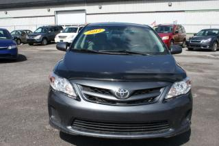 Used 2012 Toyota Corolla CE for sale in Ottawa, ON