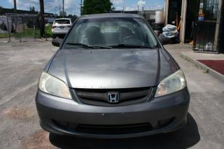 Used 2005 Honda Civic LX-G for sale in Ottawa, ON