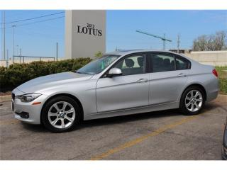 Used 2012 BMW 320i 3.99% OAC 44,000k for sale in Oakville, ON