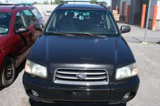 Used 2003 Subaru Forester XS for sale in Ottawa, ON