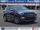 Used 2017 Hyundai Santa Fe SPORT AWD PANROOF CAMERA LEATHER 2.4L for sale in North York, ON