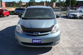 Used 2007 Toyota Sienna CE for sale in Ottawa, ON