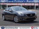 Used 2014 Mazda MAZDA6 GS TOURING SUNROOF NAVI CAMERA LEATHER for sale in North York, ON