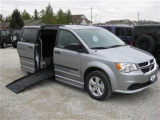 Used 2017 Dodge Grand Caravan Mobility for sale in London, ON