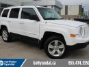 Used 2012 Jeep Patriot LIMITED NAV LEATHER SUNROOF for sale in Edmonton, AB