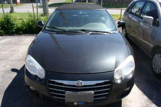 Used 2004 Chrysler Sebring Limited  for sale in Ottawa, ON