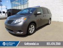Used 2016 Toyota Sienna Power Sliding Doors/Heated Seats/Backup Camera for sale in Edmonton, AB