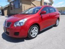 Used 2010 Pontiac Vibe 2.4L Automatic Loaded Certified & Ready To Go! for sale in Etobicoke, ON