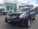 Used 2013 Nissan Rogue S for sale in Timmins, ON