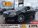 Used 2014 Chrysler 300 S NAVIGATION LEATHER MOON ROOF BACK UP CAMERA for sale in St Catharines, ON