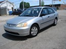 Used 2003 Honda Civic DX for sale in Mississauga, ON
