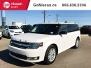 Used 2014 Ford Flex Dual sun roof, Navigation, Leather, AWD!! for sale in Edmonton, AB