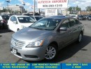 Used 2013 Nissan Sentra SV Sunroof/Alloys/Htd Seats &GPS*$39/wkly for sale in Mississauga, ON